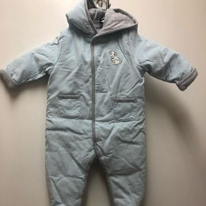 Footed Onesie (for winter)